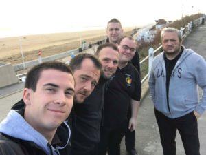 2018 Mondial Delegation Mens A