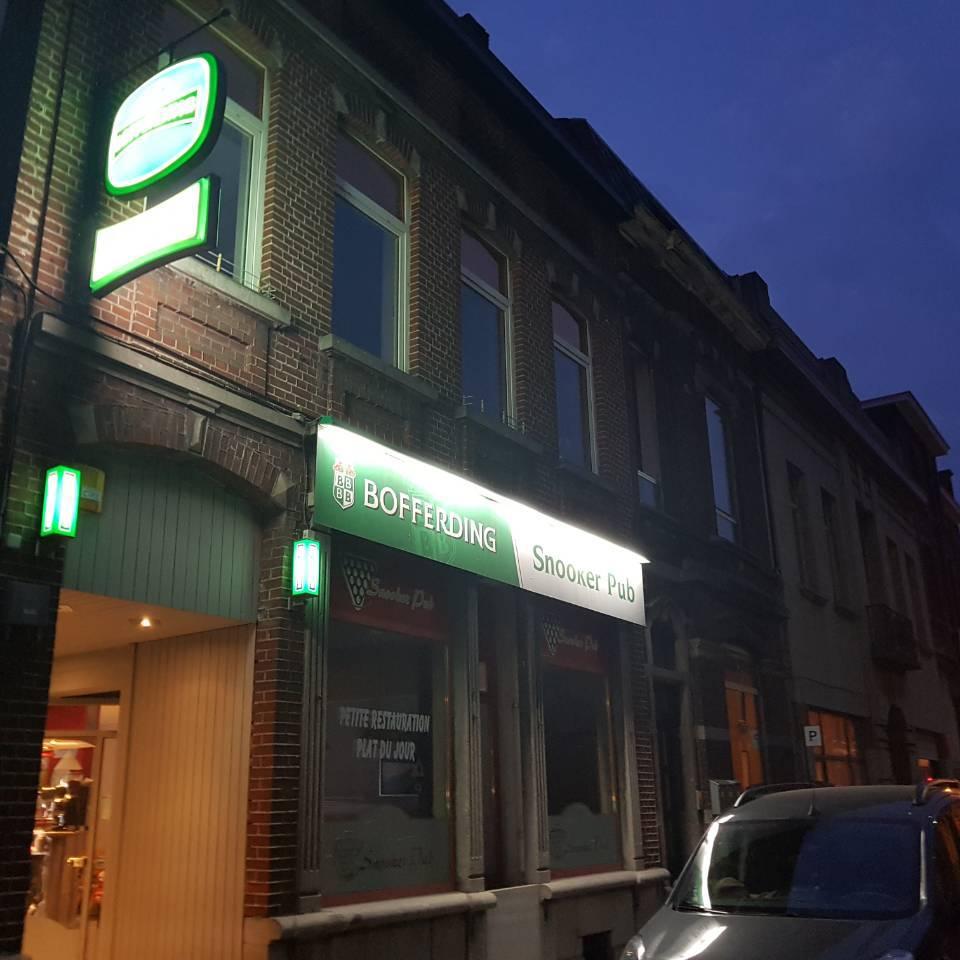 Snooker Pub Charleroi 2