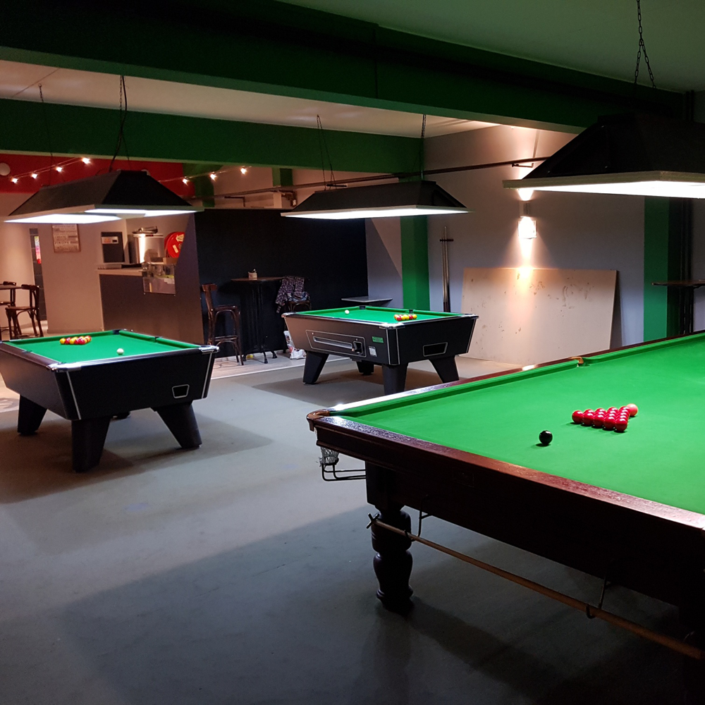 Snooker Pub Charleroi